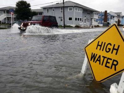 Hurricane Sandy Flooding Hurricane Sandy's Flood
