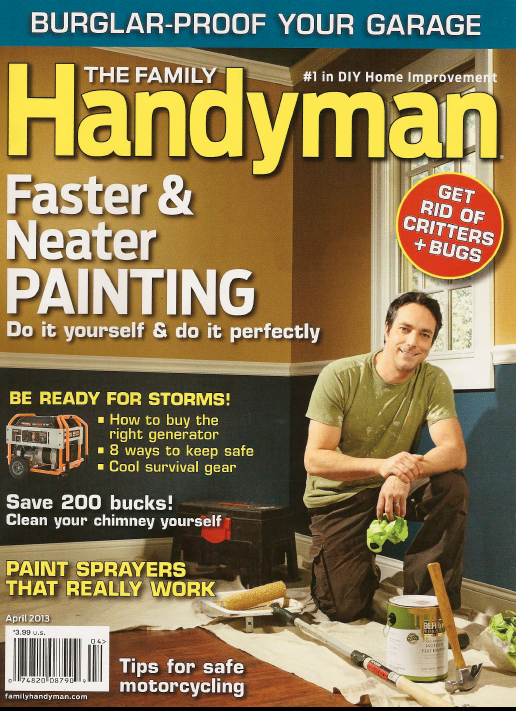 Family Handyman-July/August 2018 Magazine - Get your