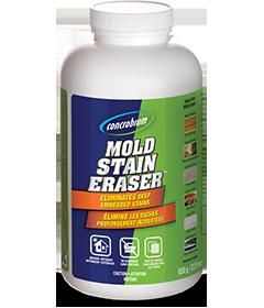 Mold Stain Eraser Concrobium